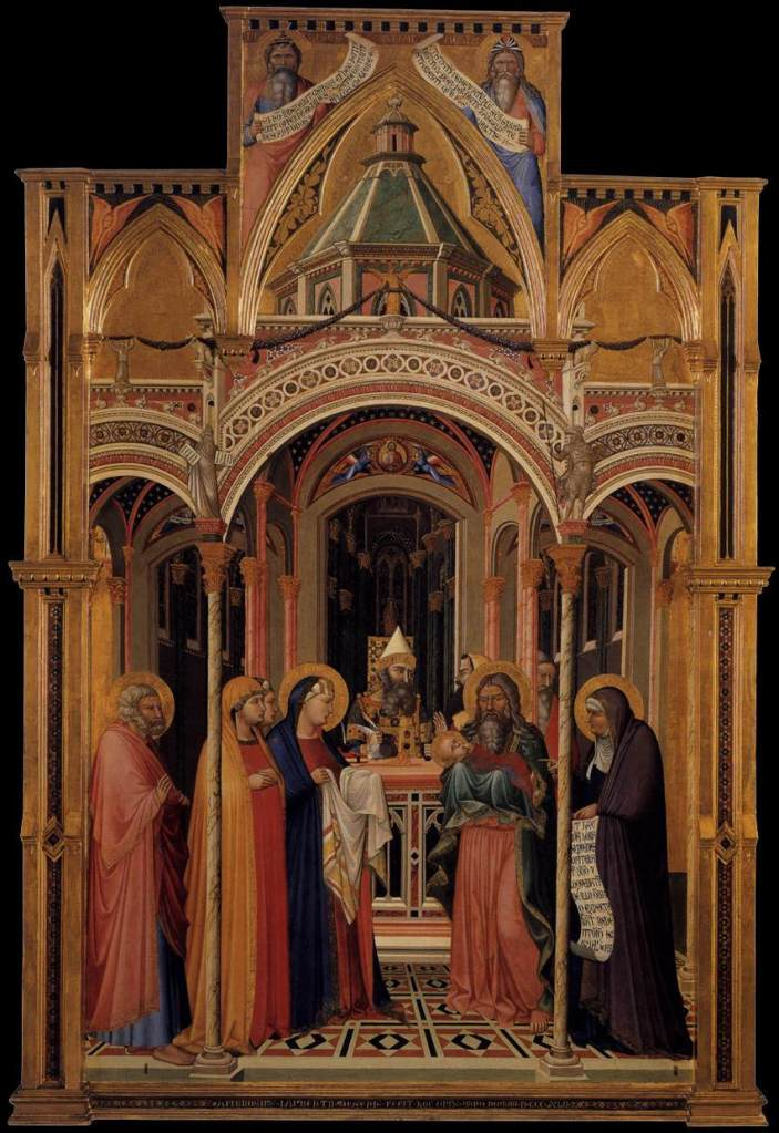 Ambrogio_Lorenzetti_-_The_Presentation_in_the_Temple_-_WGA13480